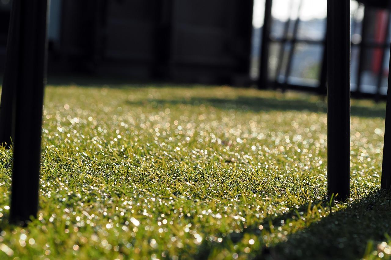 Sztuczna trawa na balkon i taras. Na co zwracać uwagę?